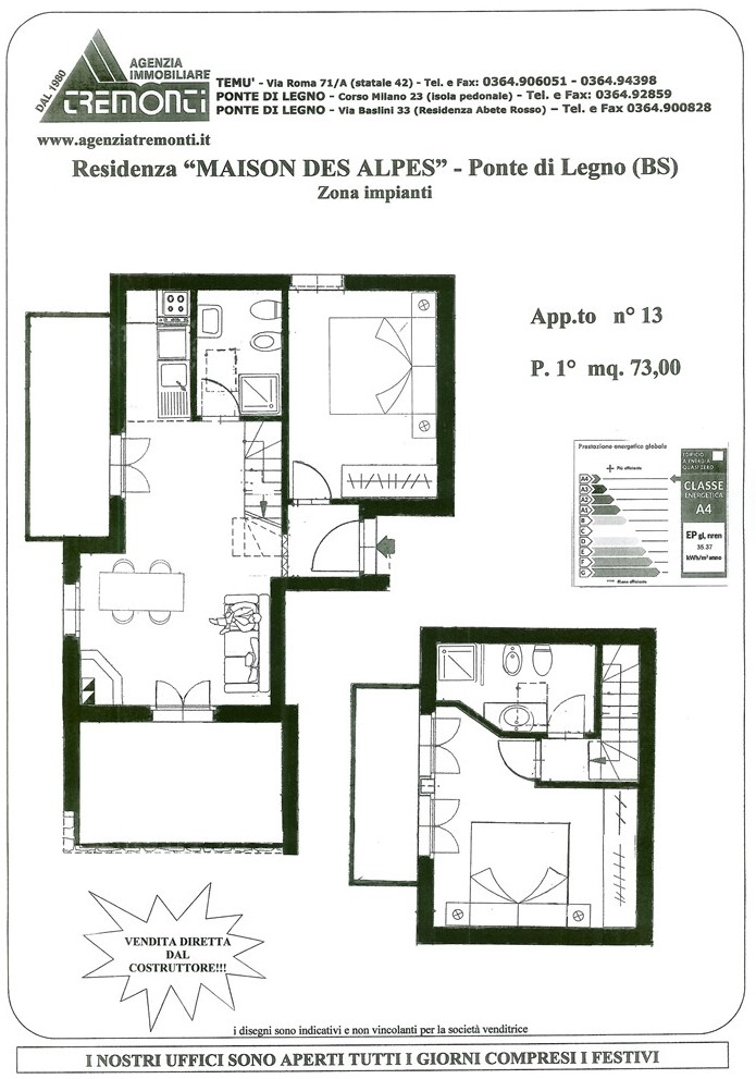 maison des alpes 13